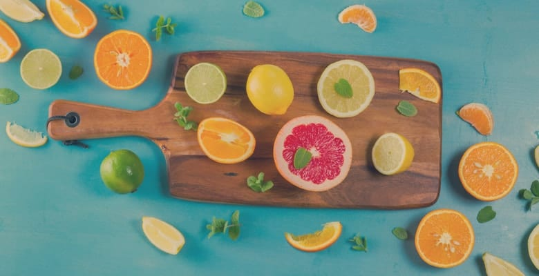 Vitamin C in Oranges and Lemon for Anxiety